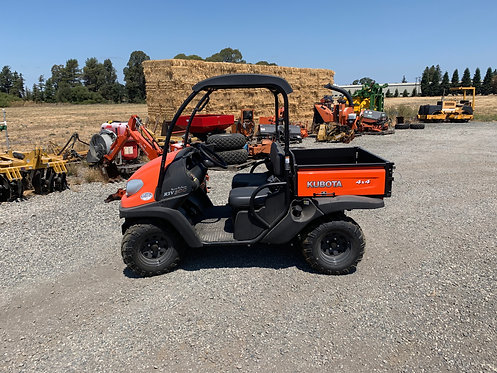 New Kubota RTV500A UTILITY VEHICLE , $128.01 per month lease