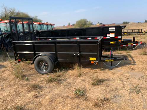 New Big Tex 30SV-10 Landscape Trailer