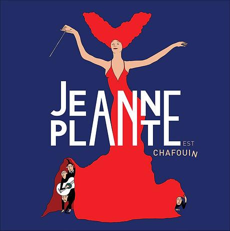 Jeanne Plant est chafouin
