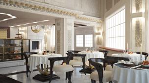 New Concept: Chocolate Coffee Lounge