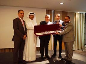 B2B meeting between Qatari and Turkish companies