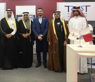 International trading fair in Kuwait