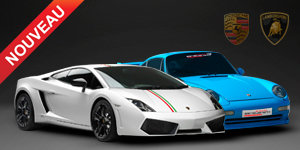 Duo Lamborghini LP550-2 et Porsche 993