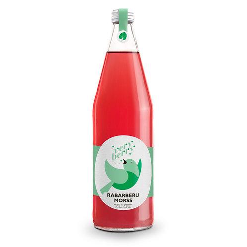 Rhubarb drink, 0.75L