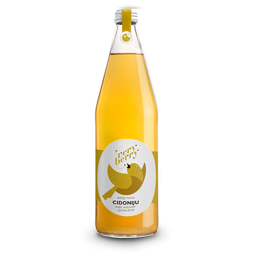 Quince drink, 0.75L