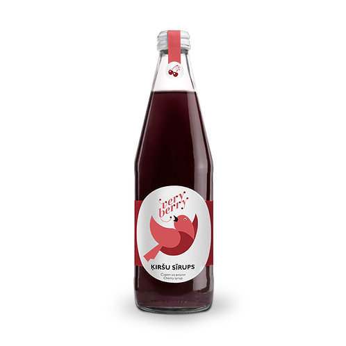100% Pure Cherry Syrup