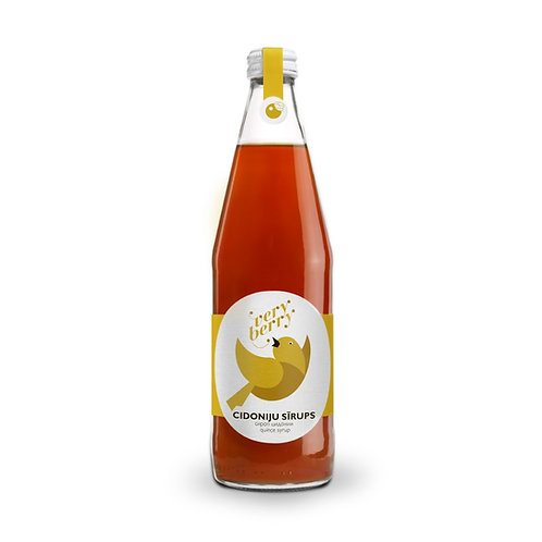 100% Pure Quince Syrup