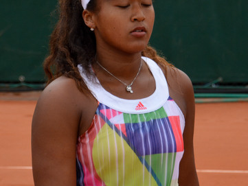 Overcome nerves when speaking in public by taking a leaf out of Naomi Osaka's book