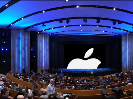 Why did the 2018 Apple Keynote event fall short of Steve Job's presentation standards?