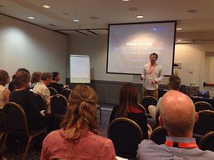 Akos Gerold, business communication cons
