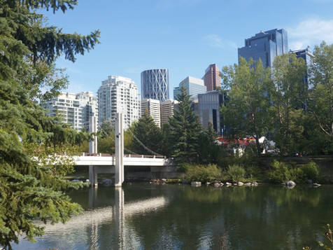 Forward Looking: Calgary's Planning, Thriving Communities,  Green Space and Arts