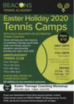 Easter Holiday Camps Poster 2020.jpg