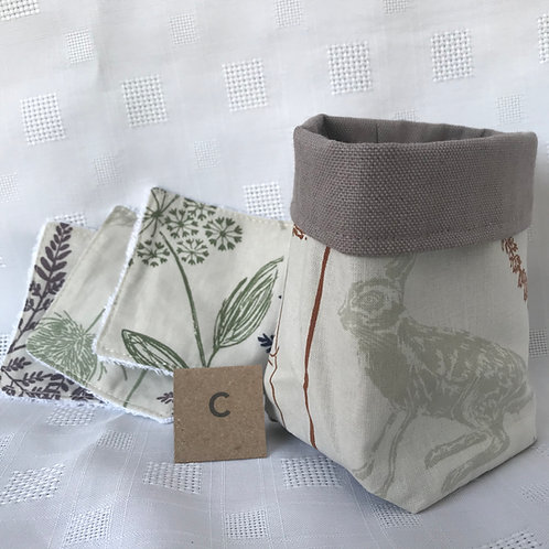 Cotton Bag Gift Set