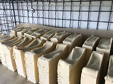 hand made soap, goats milk soap, the clean goat soap company