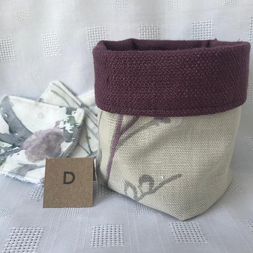 Cotton Bag Gift Set