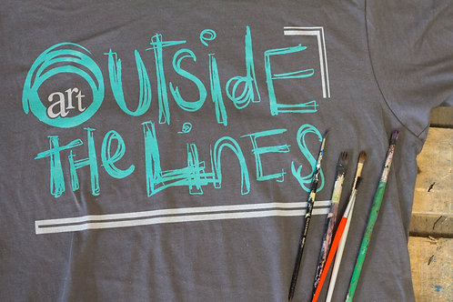 Art Outside the Lines Classic Shirt
