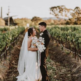 Leah + Luke - MARRIED