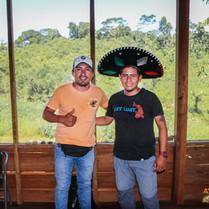 Cri Cri y Carlos