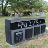 Hughey Cremation Monument