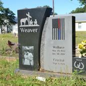 Weaver Monument