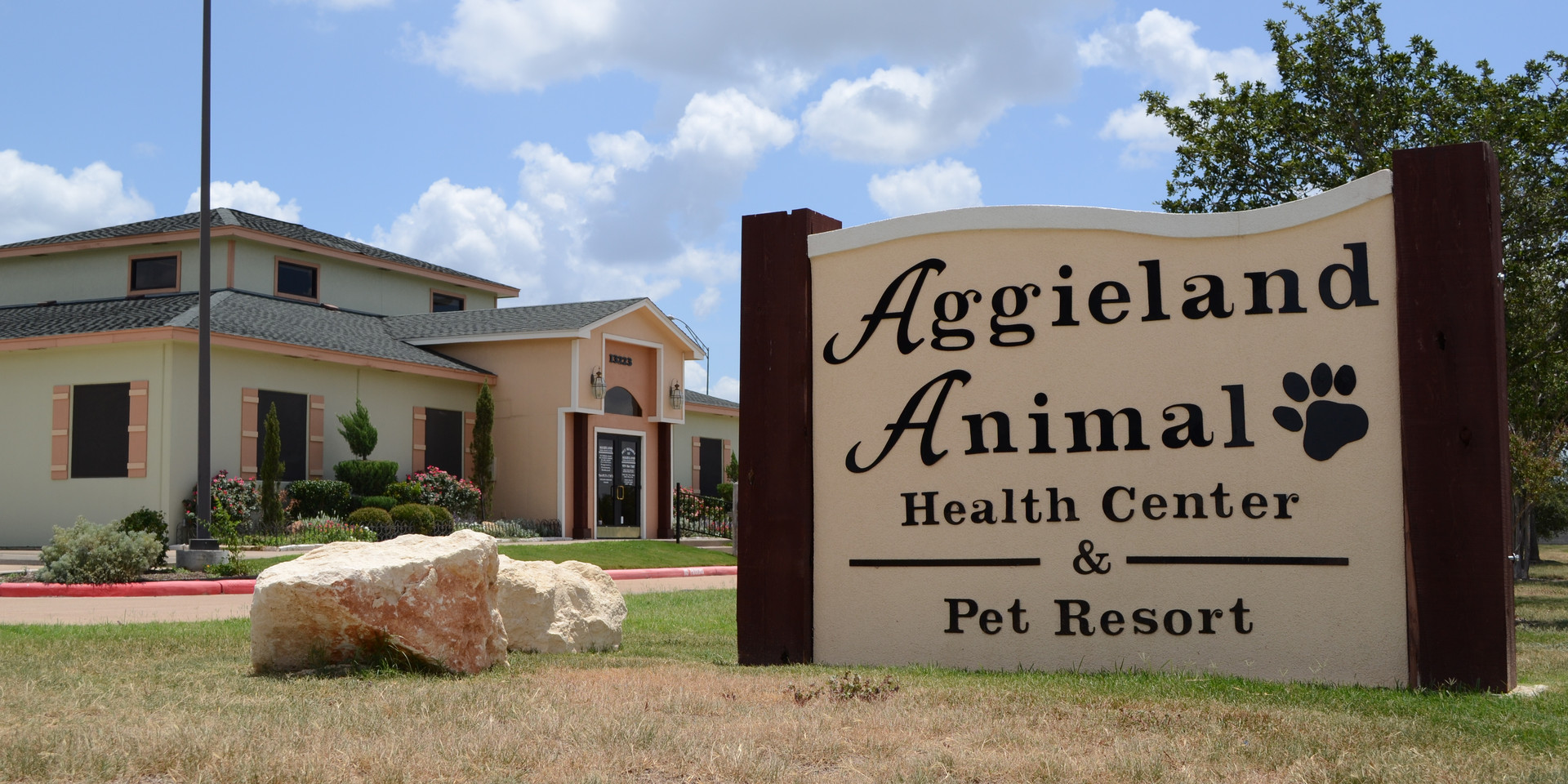 Aggieland Animal Health Center & Pet Res