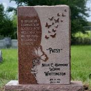 Whittington - Butterfly monument