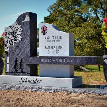 Schneider Bench Monument