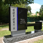 Officer Goforth Memorial