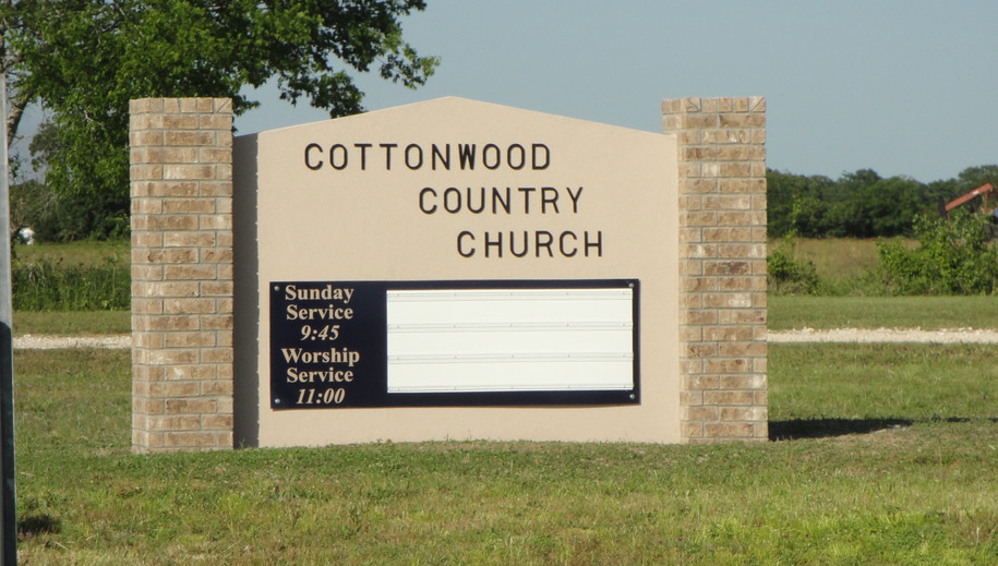 Cottonwood Country Church