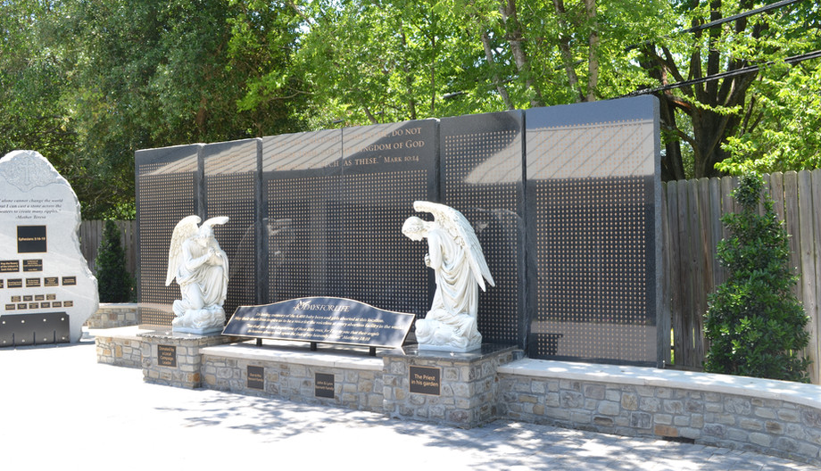 Memorial To The Unborn