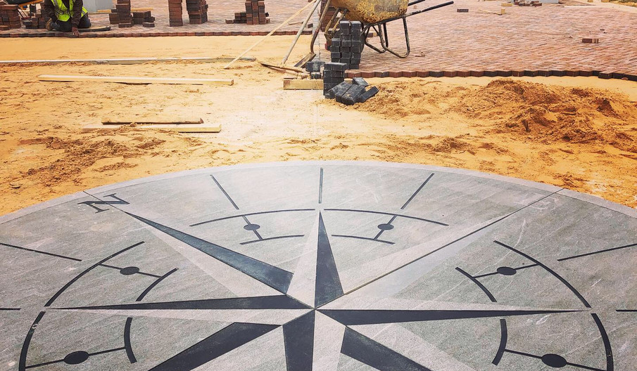 Compass Installation