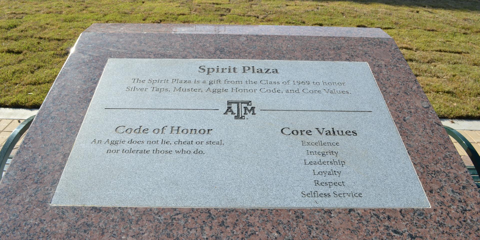 Spirit Plaza