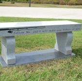 Fishing bench