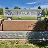 Larson Family Memorial