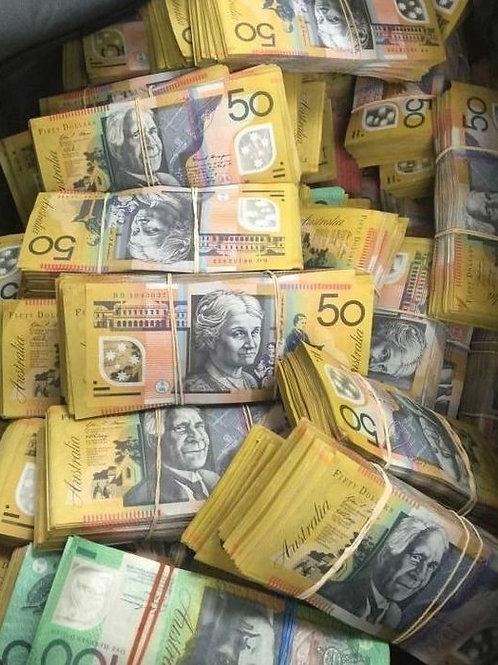SUPER COUNTERFEIT AUSTRALIAN DOLLARS FOR SALE WhatsApp: +212600451731