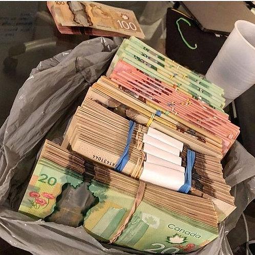 SUPER UNDETECTABLE CANADIAN DOLLARS COUNTERFEIT MONEY WhatsApp:+212600451731
