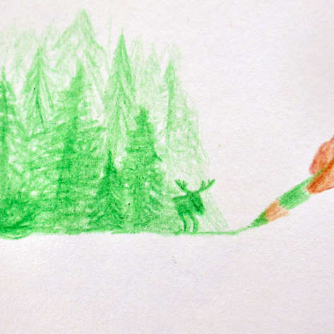 Green Moose