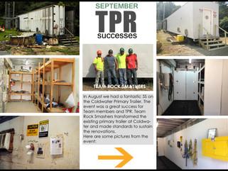 TPR successes
