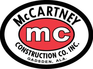 McCartney Construction Company Is Hiring