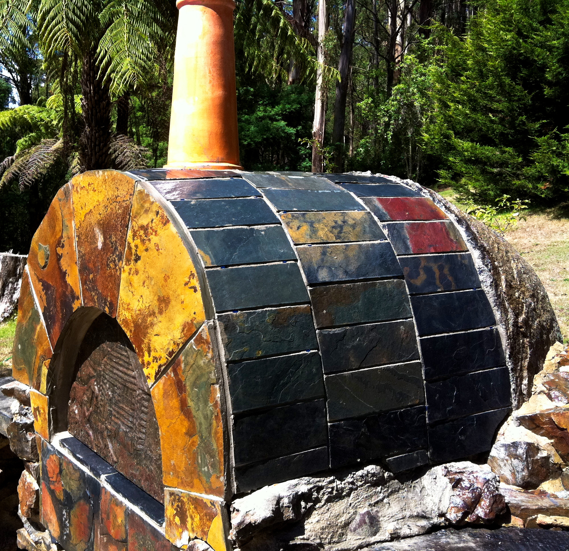 Pizza Oven 2