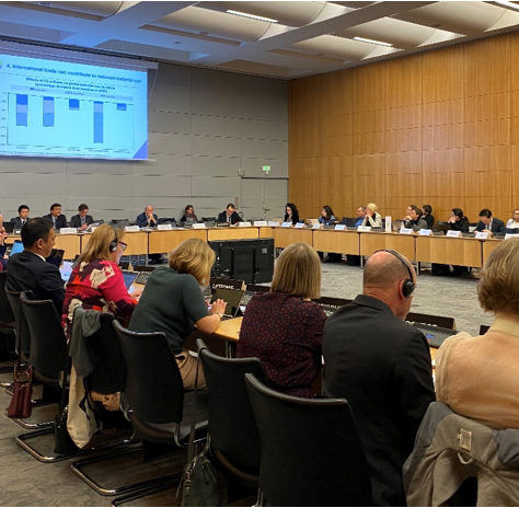 """Greening"" Regional Trade Agreements at the OECD Joint Working Group on Trade and Environment"