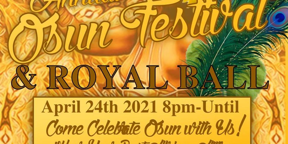 Osun Festival & Royal Ball