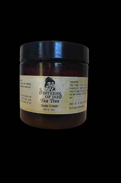 """Tea Tree """" Scalp Cream"""