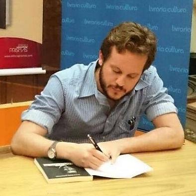 Daniel Kosinski Livro Escritor