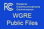 Access the WGRE FCC Public File