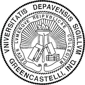 DePauw University Seal