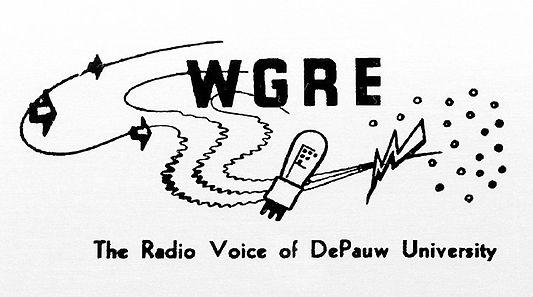 First WGRE Logo