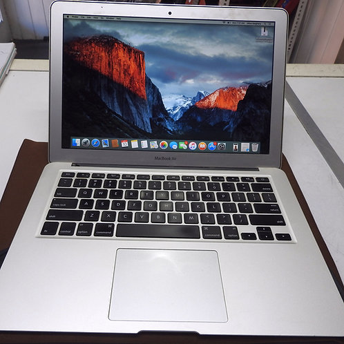 Macbook Air A1466  i7 8gb ram 256 solid state drive mid 2012