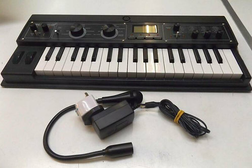 Korg MicroKorg XL Plus Analogue Modelling Synthesiser keyboard as new