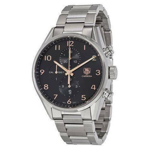 Tag Automatic mens watch CAR2014-2 as new in box with papers